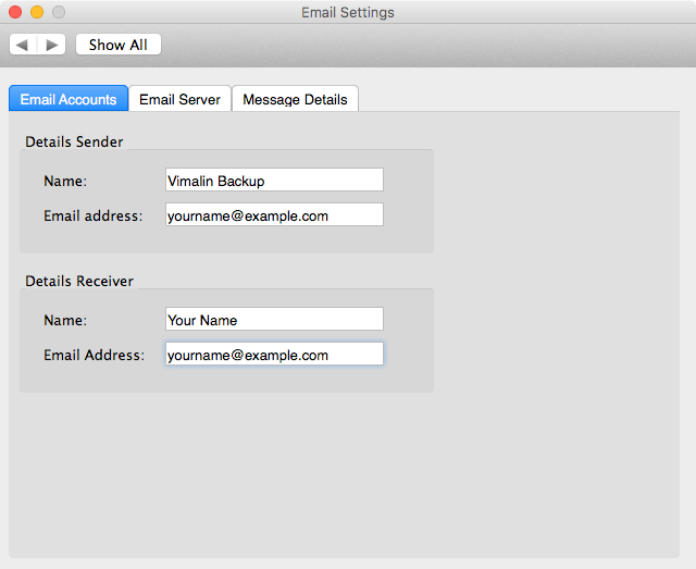 vimalin-email-settings-page1