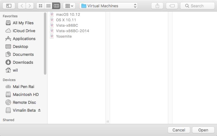 vimalin-restore-select-folder